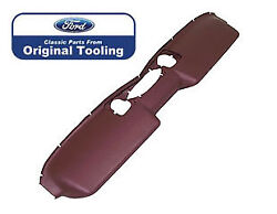 1966 Ford Mustang Dark Red Dash Pad O.e Tooling C6zz-6504290-dr 66-16812 New