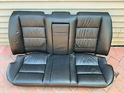 BMW E34 M5 Front Sport Seats and Door panels