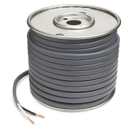 GROTE PVC Jacketed Brake Cable 10 Gauge Conductor 2 Wire Length 1000