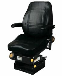 Seats 158106va01 Mariner Pilot Seat With Shock Absorber Width 24 Boat Marine Md