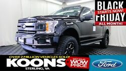 2019 Ford F-150 Outlaw Custom Lifted 4x4 CUSTOM LIFTED 4X4 BDS LIFT PREMIUM WHEELS PERFORMANCE EXHAUST LEATHER BOARD