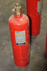 Ansul 25 Lb. Dry Chemical Cartridge Fire Extinguisher Tank