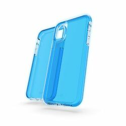 Iphone 11 Case Gear4 Advanced Impact Protection D3o Neon Blue