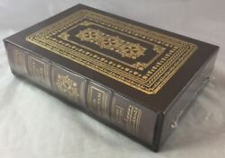 Sealed 1 Of 250 Signed President George H W Bush Destiny And Power Easton Press