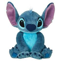 Disney Store Stitch Plush Large 18 Inc New With Tags