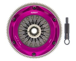 Exedy Racing Clutch MM062HD Hyper Multi-Plate Clutch Kit Fits 08-15 Lancer