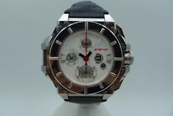 Snyper One Pure Chronograph Steel100m 45mm With Lighter Attachment
