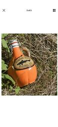 2019 New Dogfish Head Beer Punkin Growler Ceramic Limited To 60 Pumpkin