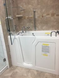 Walk-in Tubs Designed With Simplicity And Safety In Mind.