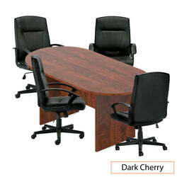 Gof 6ft Conference Table And 4 Chair Set G11776b Chair Only Available