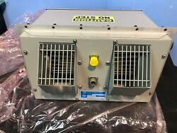 Military Mclean Engineering Zero Centrifugal Fan B-2 Support Aircraft Helicopter