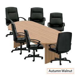 Gof 8ft Conference Table And 6 Chair Set G11776b Chair Only Available