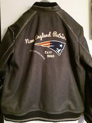 Tommy Bahama Xl Or L New England Patriots Jacket 294 Or 1343