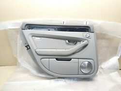 Original Audi A8 S8 Exclusive 4e D3 Tanduumlrverkleidung Leder Hinten Links 4e0868065
