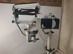 LEICA M500 Surgical Microscope for Parts