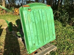 Used John Deere Canopy And Roll Guard 1976 Complete 850 Compact Utility Tractor