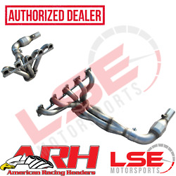 Arh Gen 3 2003-2006 Viper 1-5/8 X 1-3/4 Catted Stepped Long Tube Headers