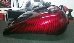 Quick Bob Extended Gas Tank For Sportster Harley Davidson