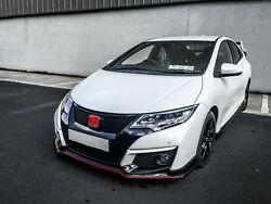 Honda Civic 2015 Body Styling Kit With All Parts Type-r Style - Fk2 Replica
