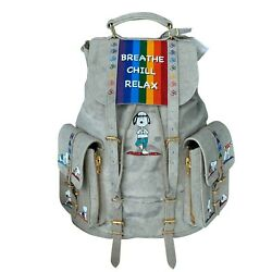 BRAND NEW - READYMADE - COMBAT BACKPACK - LOGAN REAL - 1 OF 1