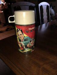 Man From U.n.c.l.e Lunch Box Thermos