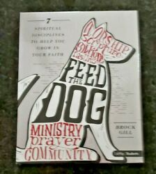 BRAND NEW Feed the Dog 7 Spiritual Discipline Student Bible Study Leader Kit DVD