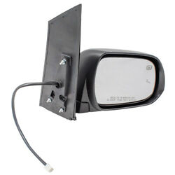 For 13-17 Toyota Sienna Passengers Side Power Mirror Heated Blind Spot Detection