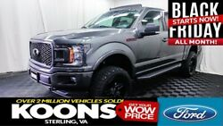 2019 Ford F-150 Outlaw Custom Special Edition 4x4 2019 Ford F-150 Outlaw Custom Special Edition 4x4