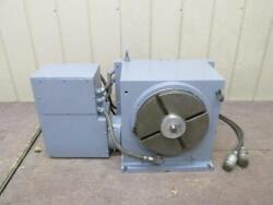 Brown And Sharpe 360k 12mls 82054 Cnc Rotary Indexing Table 4th Axis 12