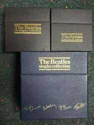 The Beatles 3 Lot Collection Compact Disc Ep Cd Singles Collection 45 Rpm