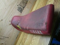 Yfs 200s Yamaha Blaster 1989 Seat Assembly Cover Has Some Tears Is Usable