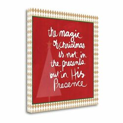 The Magic Of Christmas - Border By Linda Woods  Gallery  24