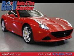 2015 Ferrari California 2dr Conv 2015 Ferrari California 2dr Conv 26270 Miles Red  3.9L V8 TURBO Automatic