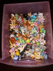 littlest pet shop lot hundreds of petsaccessoriesplaysets rares exclusives