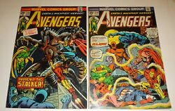 Avengers 124126 Vfand039s Cool Books