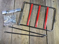 Muscle Bike Bicycle Rack Accessory Vintage Bike Bicycle Accessory New