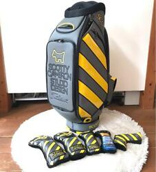 SCOTTY CAMERON Studio Design Caddy Golf Bag Limited New from Japan FS