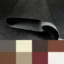 Nappa Pu Furnishing Upholstery Artificial Faux Leather Synthetic