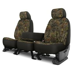 For Ram 4500 11-12 Dash Designs Camo 1st Row Woods Custom Seat Covers