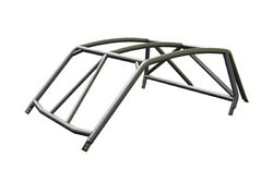 Cagewrx Rzr Xp 1000 2014-2018 Sport Cage Roll Cage Assembled Raw W/ Roof