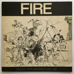 Fire Could You Understand Me Holland Original Killroy Lpa 89.598 Ll '73