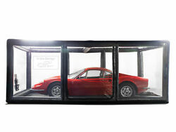 In The Garage 14and039 Slim Ultimate Car Shield Inflatable Showcase Indoor Black