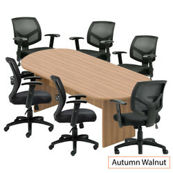 Gof 8ft Conference Table And 6 Chair Set G11514b Chair Only Available