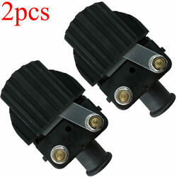 2x New Ignition Coil For Mercury And Mariner 40 45 50 55 60 65 75 Hp 339-7370a13