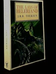 The Lays Of Beleriand The History Of Middle-e... By Tolkien J. R. R. Paperback