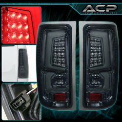 For 07 08 09 10 11 12 13 Sierra Hd 1500 Led Replacement Tail Light Lamp Assembly