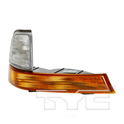 Turn Signal  Parking Light  Side Marker Light-Nsf Certified Front Right TYC