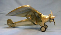 Spirit Of Saint-louis Airplane 1/25th Scale Limited Hand Made Model