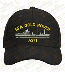 Gold Rover Rfa A271 Embroidered Baseball Caps And Beanies