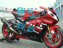 Red Injection Abs Fairing Plastic Kit Fit Bmw S1000rr 2009-2014 024 A6